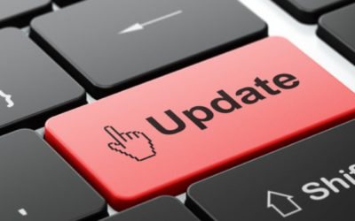 The Importance of UPDATES!